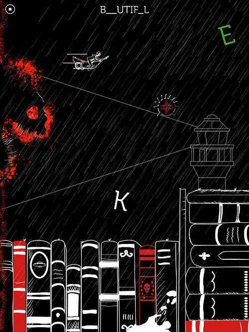 Allan Poe's Nightmare iOS Games