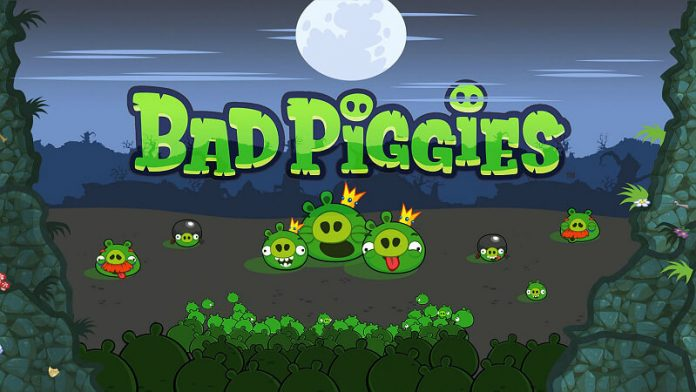 Bad Piggies HD Android