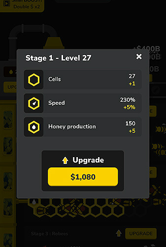 Bee factory Android Game