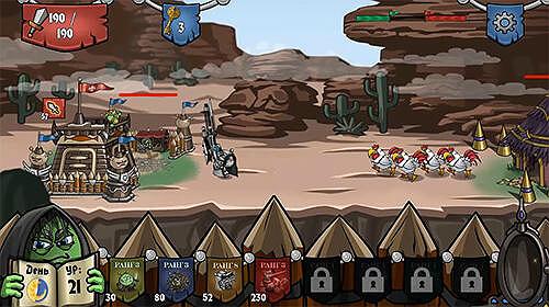 Bubble Wars Smartphone Games