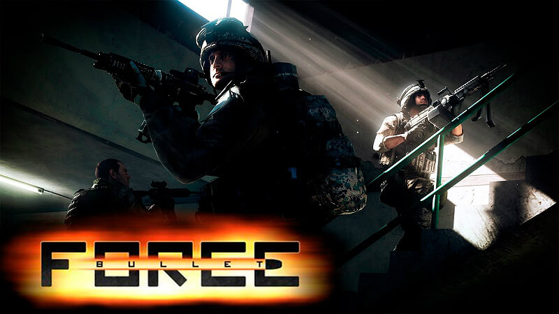 Bullet Force Hack
