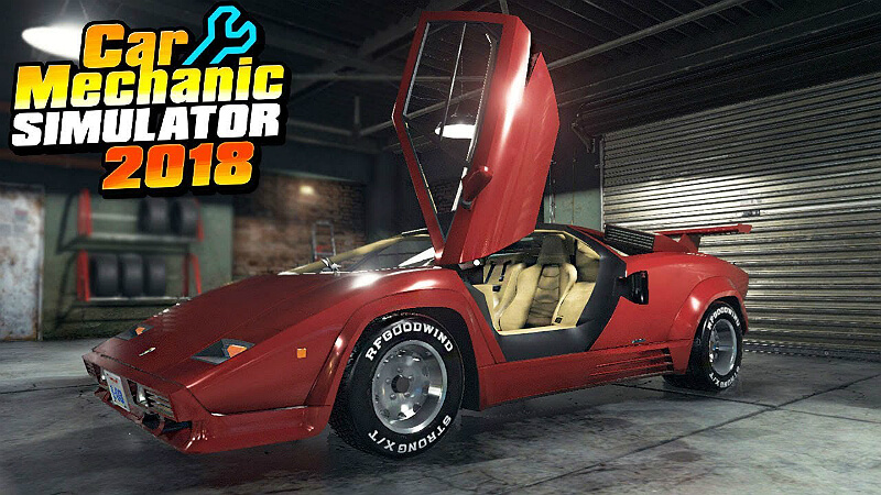 Car Mechanic Simulator 2018 PC Games