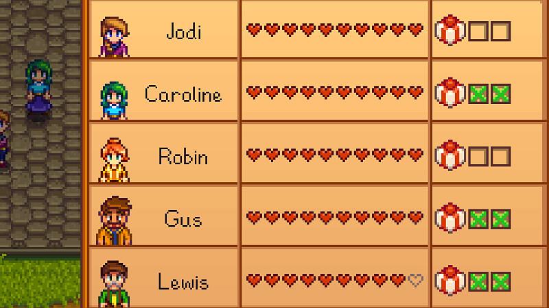 Caroline Heart Events