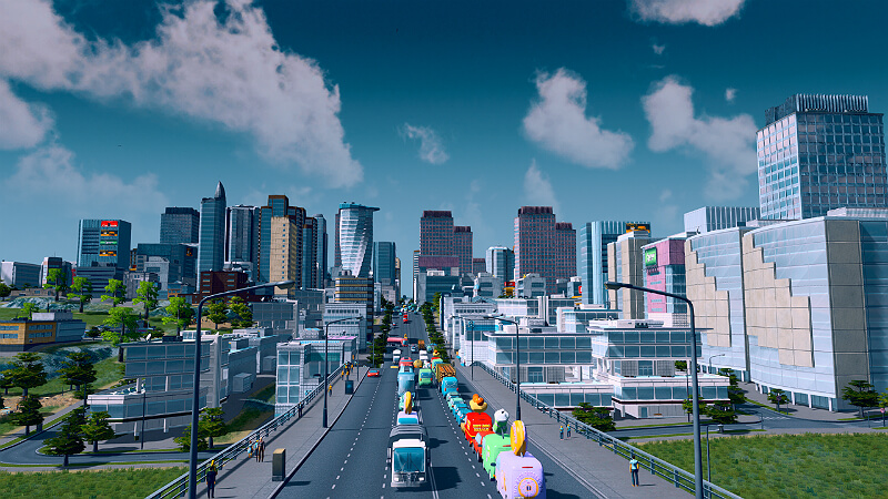 Cities Skylines GamePlay
