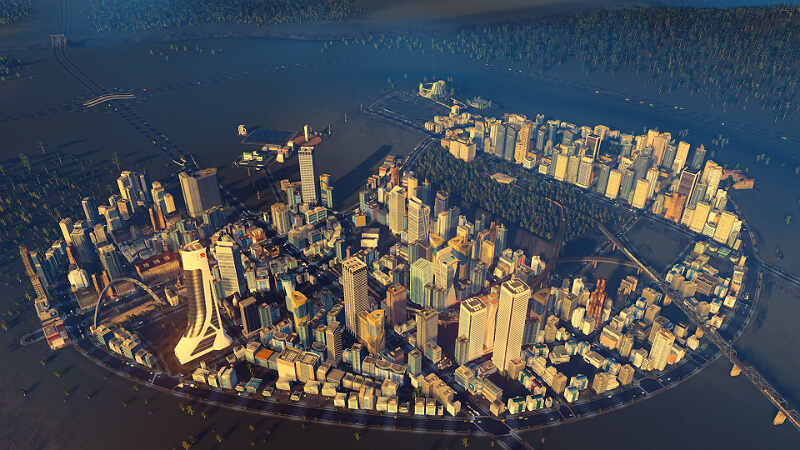 Cities Skylines PC Games