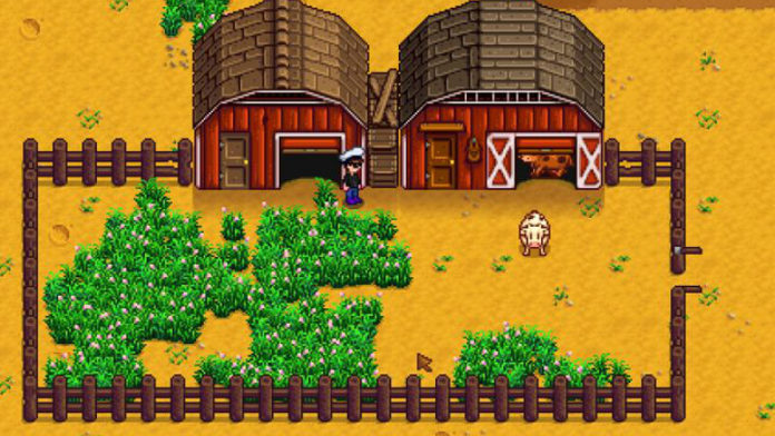 Cows Stardew Valley