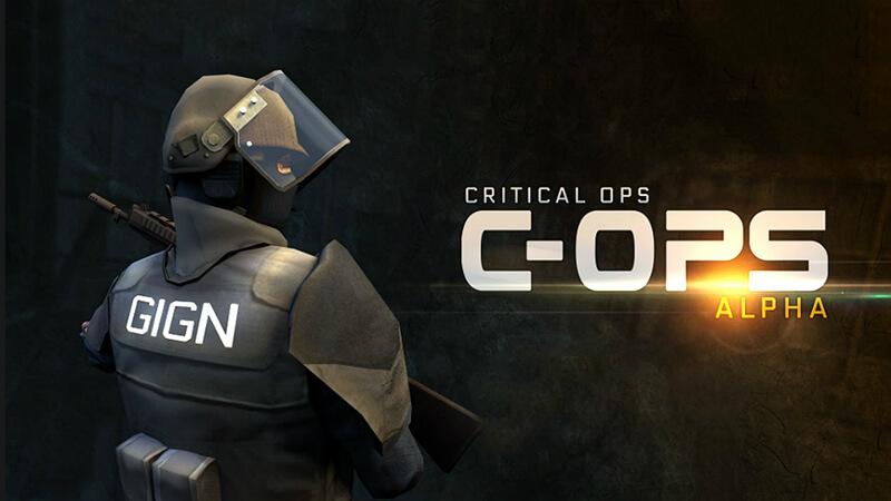 Critical Ops Mod