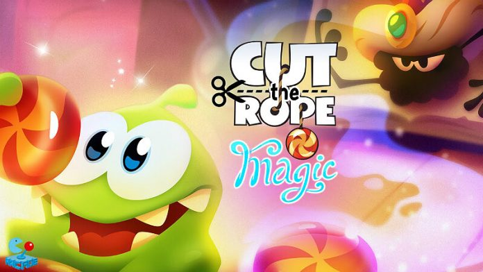 Cut the Rope: Magic Android