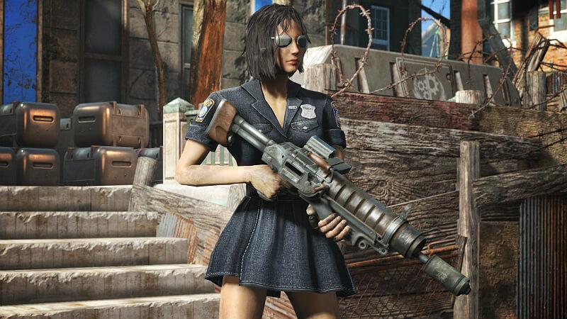 Fallout 4 Girl