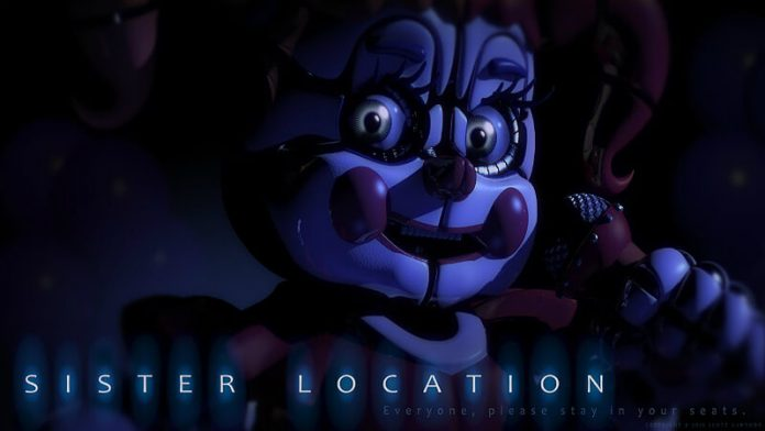 Five Nights at Freddy's: SL Android