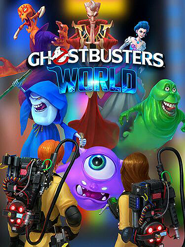 Ghostbusters world mobile game