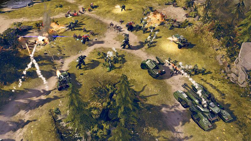 Halo Wars 2 GamePlay