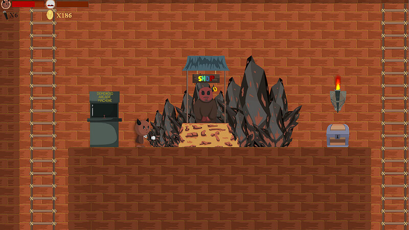 Hell`s Little Story 2 Game