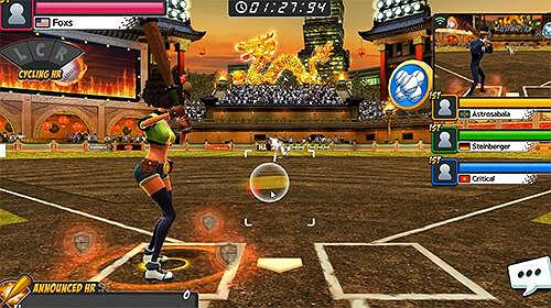 Homerun Clash Mobile Games