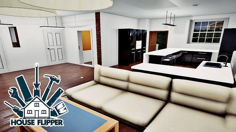 House Flipper Apartment