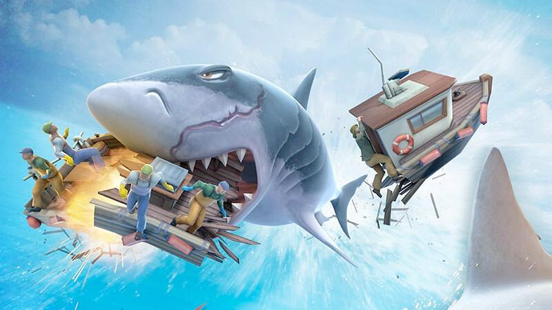 Hungry Shark Evolution Hack