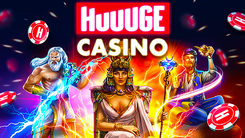 Huuuge Casino Mods and Hack