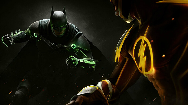 Injustice 2 Fight