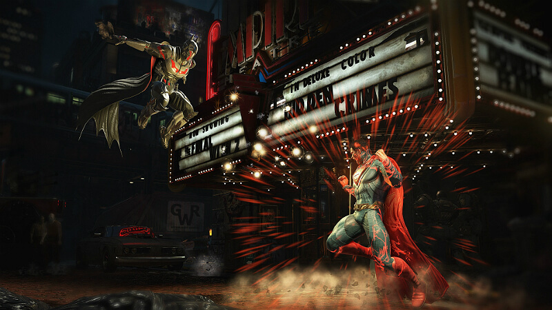 Injustice 2 Game