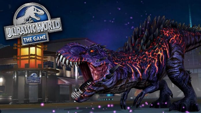Jurassic World The Game Android