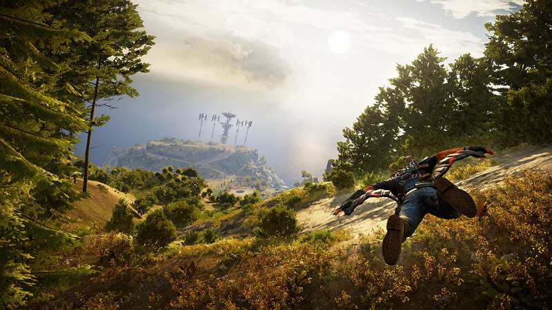 Just Cause 3 Fly
