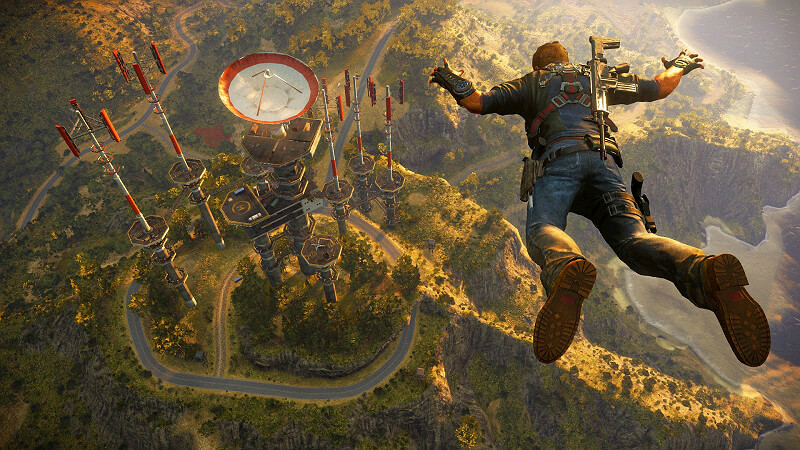 Just Cause 3 GamePlay