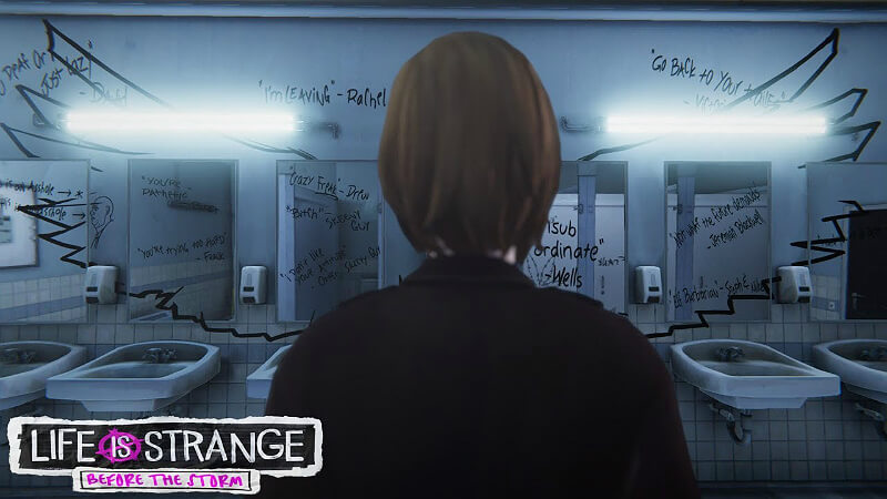 Life is Strange Before the Storm Game