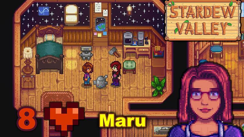 Maru Heart Events