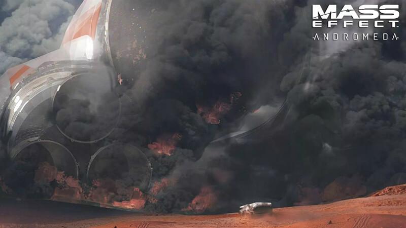 Mass_Effect_Andromeda Graphics Mods