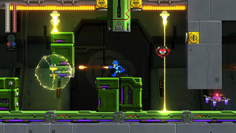 Mega Man 11 GamePlay
