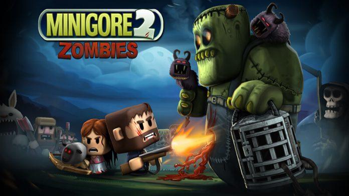 Minigore 2: Zombies Android