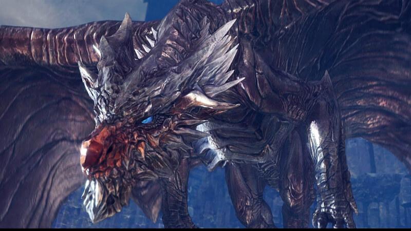 Monster Hunter World Dragon
