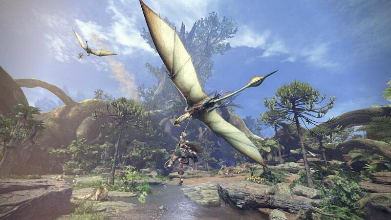 Monster Hunter World Full Inlocked