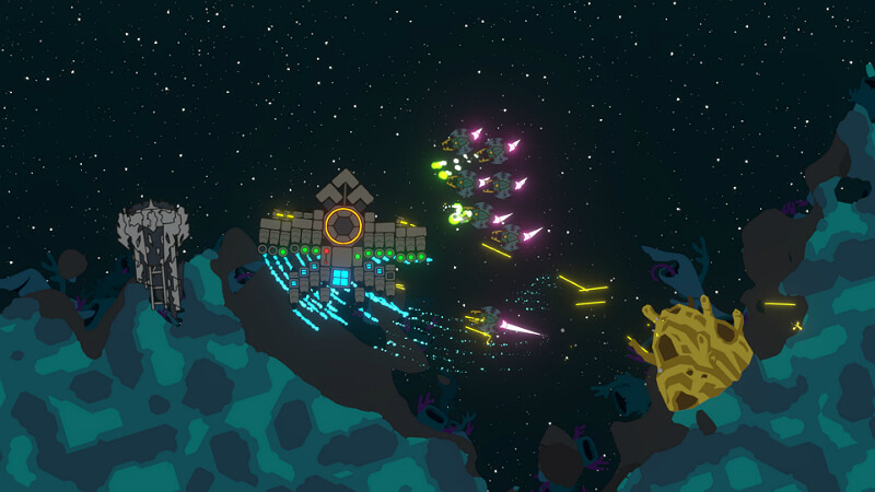 Nimbatus - The Space Drone Constructor Crack