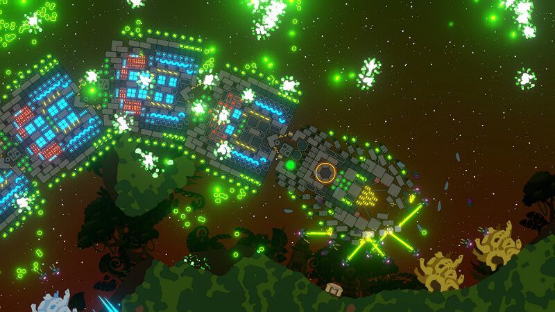 Nimbatus - The Space Drone Constructor GamePlay