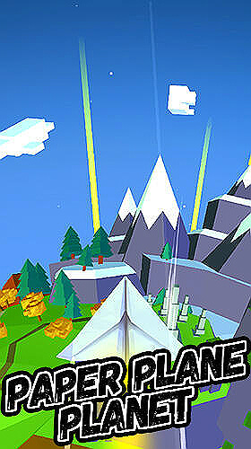 Paper plane planet Android