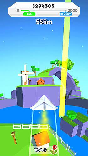 Paper plane planet Free Download