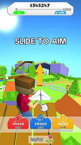Paper plane planet Mobile Games