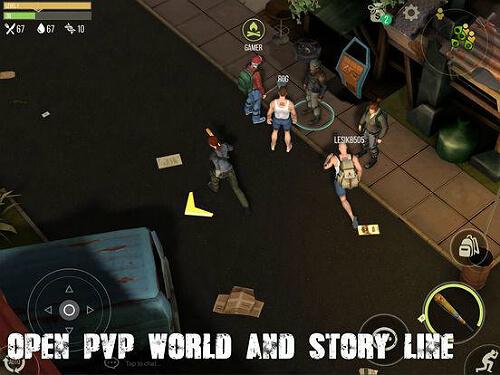 Prey_Day_Survival Mobile Games