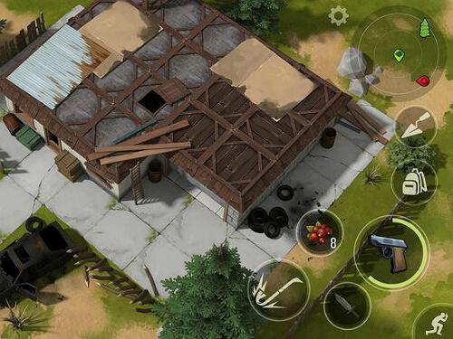 Prey_Day_Survival iOS Games