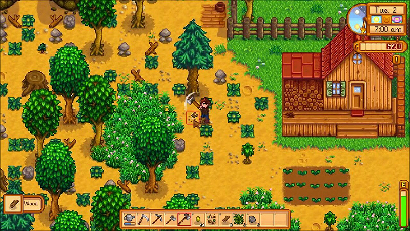 stardew valley clay how to get and secret value. Black Bedroom Furniture Sets. Home Design Ideas