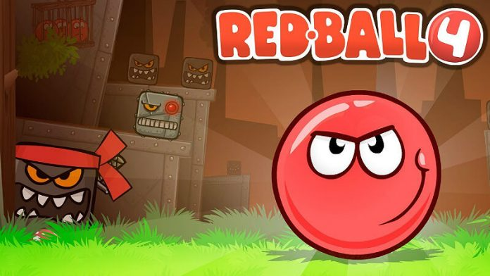 Red Ball 4 Android