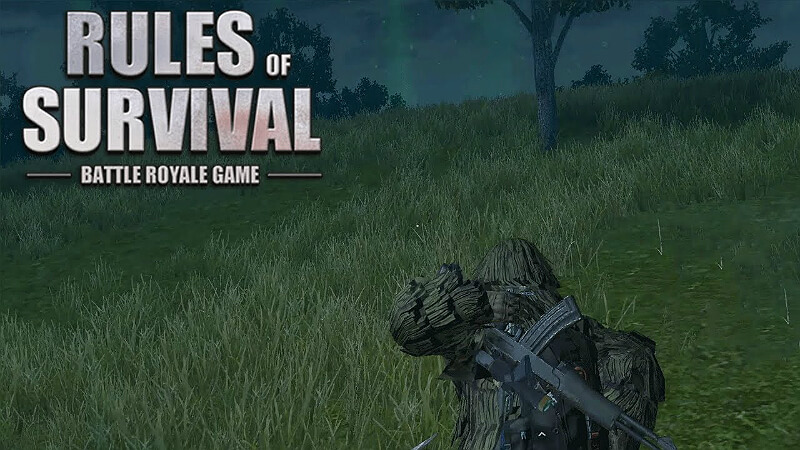 ⛔ Download wallhack rules of survival android | Rules of