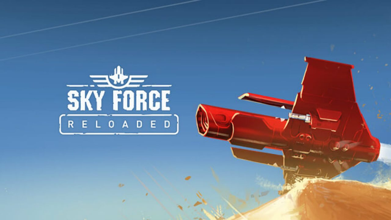 Download Sky Force Reloaded MOD (Unlimited Money) Apk v 1 94