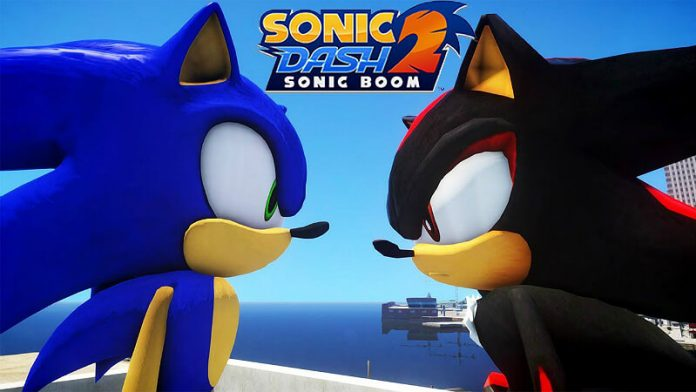 Sonic Dash 2: Sonic Boom Android