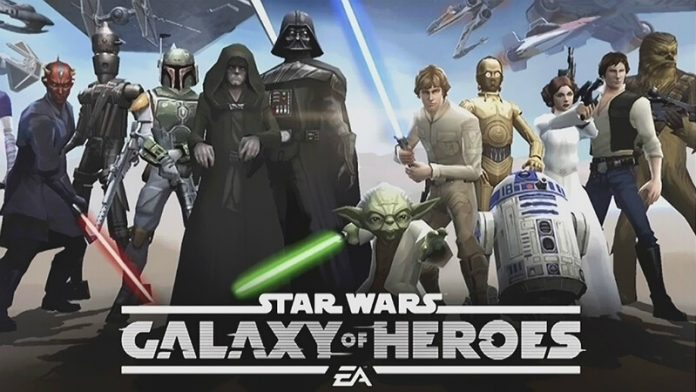 Star Wars: Galaxy of Heroes Android
