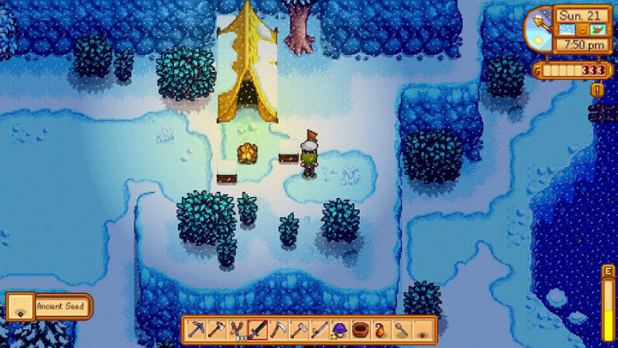 Stardew Valley Ancient Seed