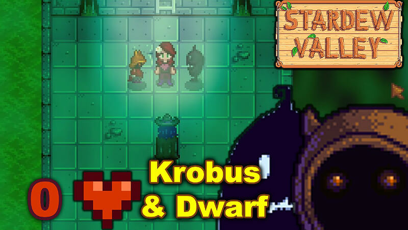 Stardew Valley Dwarf Heart Events
