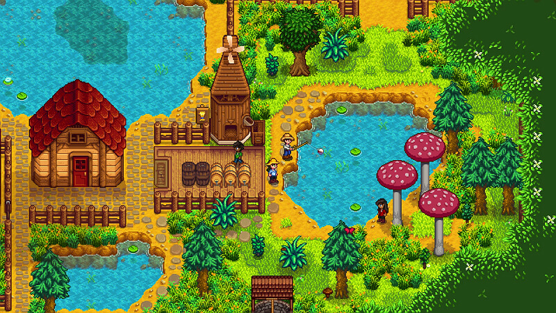 Stardew Valley GamePlay