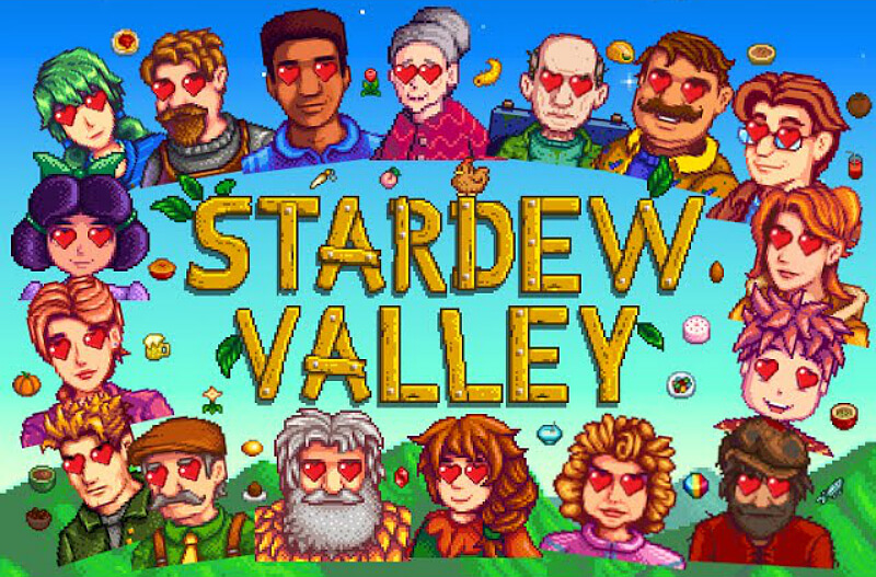 Stardew Valley Heart Events